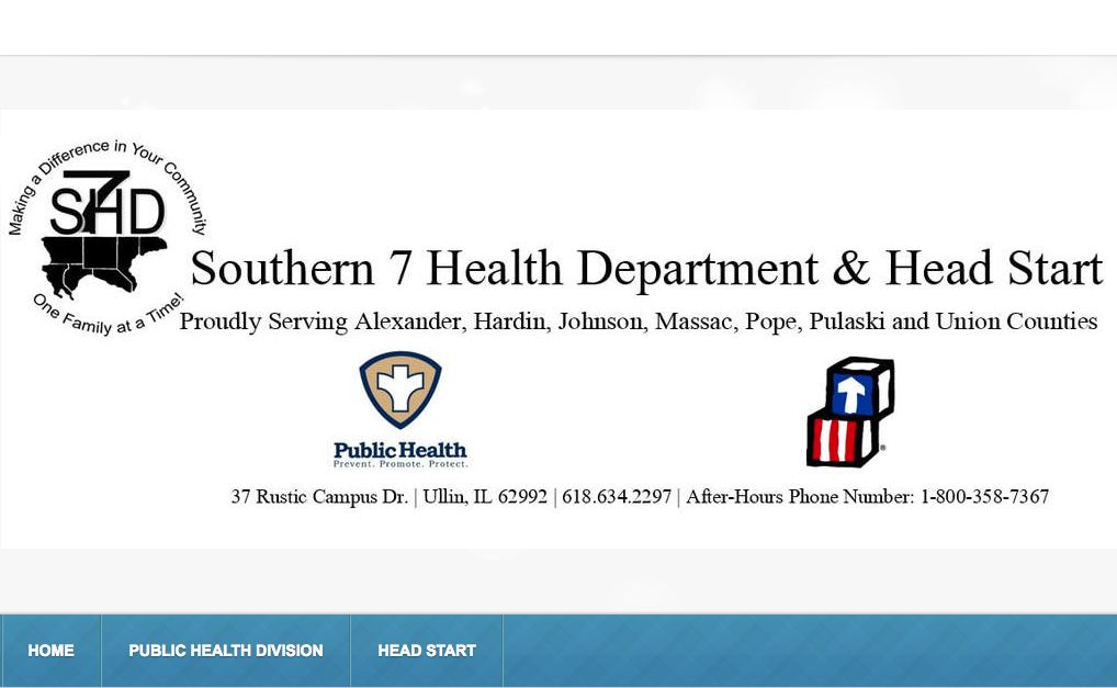 Southern Seven Health Department